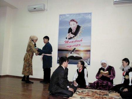 1999 жылы  Қызылорда облыстық әмбебап ғылыми кітапханасына Халық  жазушысы Әбділда Тәжібаевтың  есімі берілді