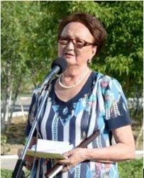 Әбділда Тәжібаевқа арналған бюсттің салтанатты ашылуы