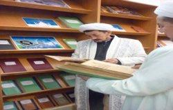 «Ислам діні – бейбітшілік бастауы» атты кітап көрмесі