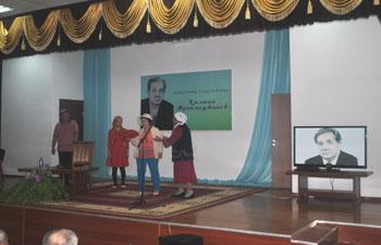 Қазақстанның Халық жазушысы Қалтай Мұхамеджановтың  шығармашылығына арналған кеш