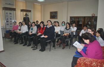 Торжественное открытие недели «тажибаевских чтений»