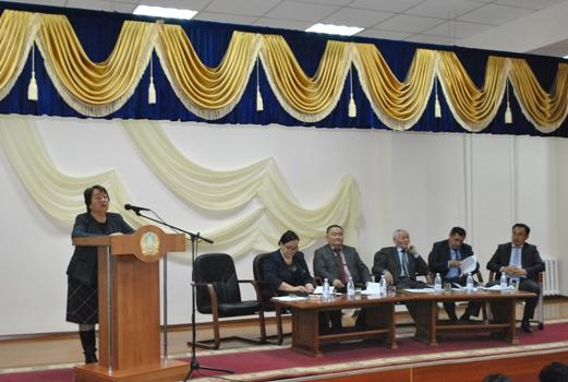 «Алаш партиясының тарихи тағылымы»  ғылыми-танымдық конференция