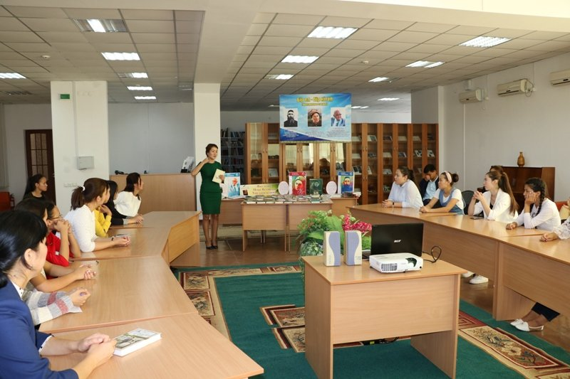 Н.Келімбетовтың «Үміт үзгім келмейді» хикаяты бойынша оқырмандар конференциясы ұйымдастырылды.