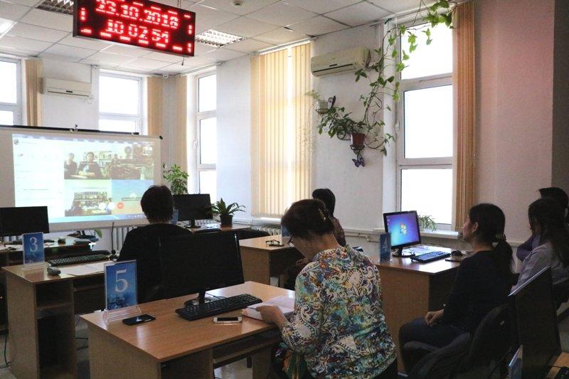 Мемлекет басшысы Н.Ә.Назарбаевтың Қазақстан халқына арнаған «Қазақстандықтардың әл-ауқатының өсуі: табыс пен тұрмыс сапасын арттыру» атты Жолдауын онлайн-режимде талқылау